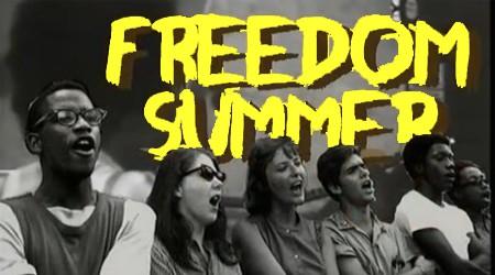 Video: Freedom Summer 50th Anniversary