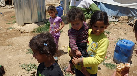 Robert Fisk: The 200,000 Syrian child refugees forced into slave labor in Lebanon