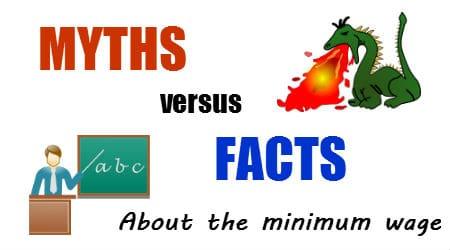 Minimum Wage: Myths vs Facts