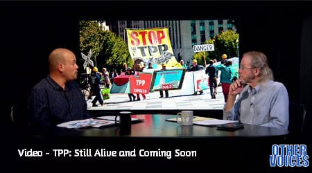 (Video) TPP: Still Alive and Coming Soon