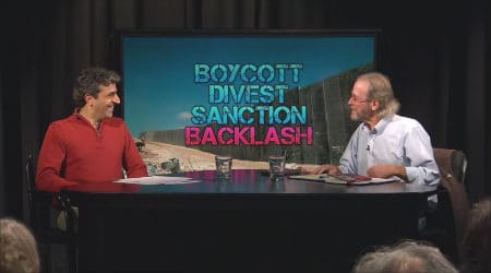 (Video) Boycott, Divestment, Sanctions … and the Backlash