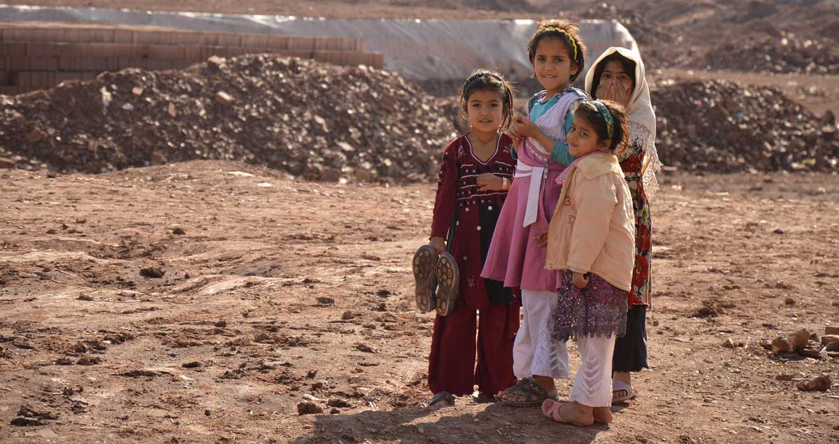 No, The World Is Not Welcoming Afghan Refugees as It Should