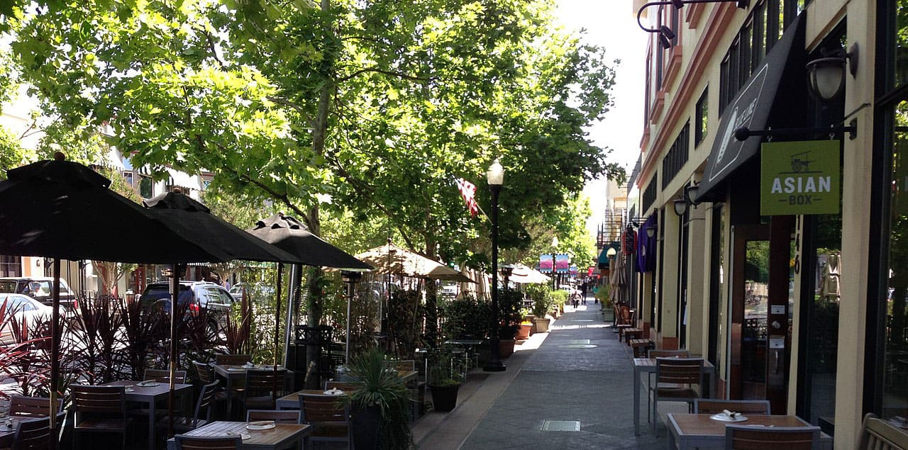Petition: Keep Mountain View's Castro Street Walkable