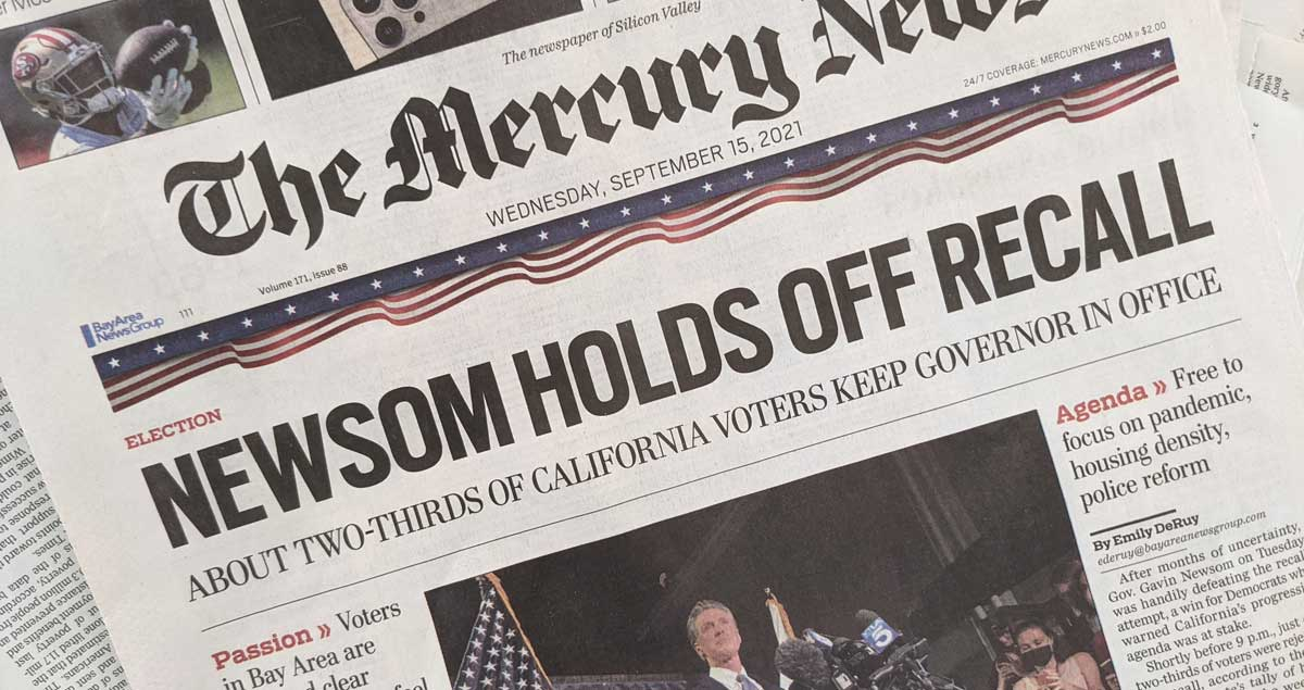 Assemblymember Marc Berman to Lead California's Recall Reform Effort