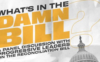 """Sanders to Host """"What's in the Damn Bill"""" Online Panel Discussion About Democrats' Package"""