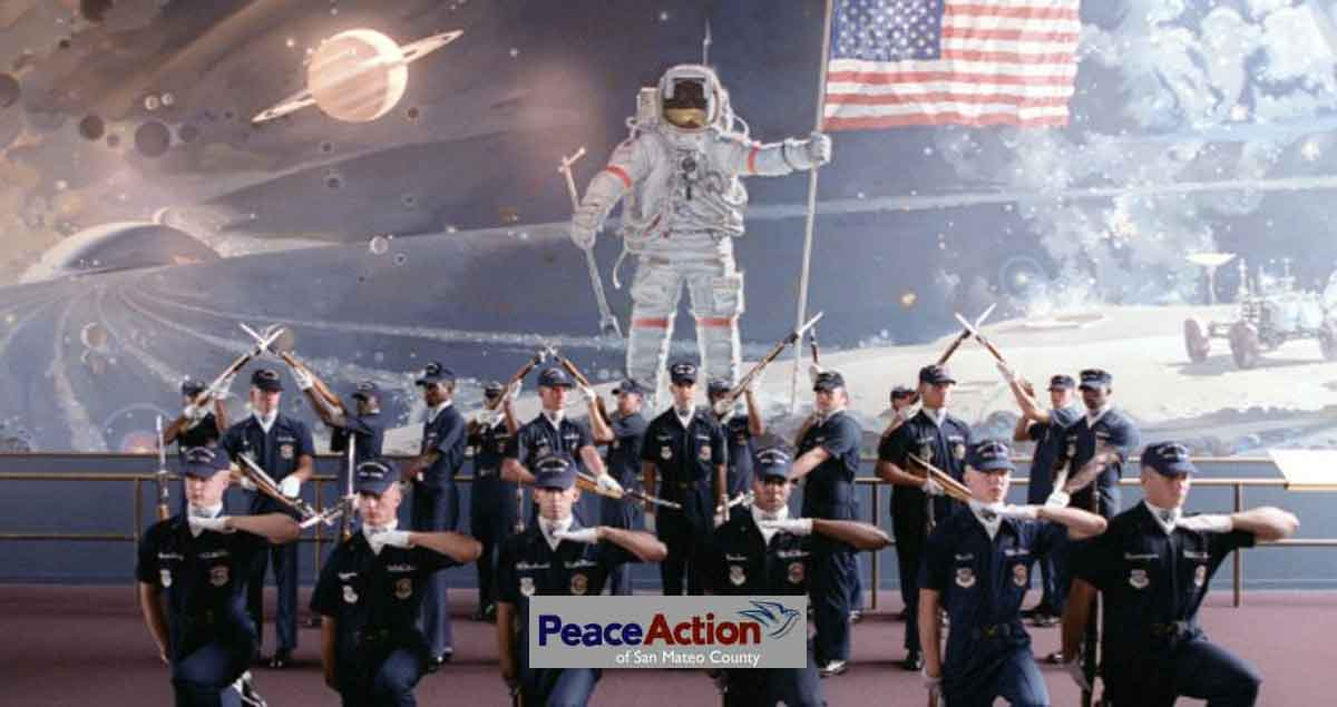 Action Alert: Space Without Force